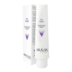 Aravia Professional Sun Shade - Солнцезащитный увлажняющий флюид для лица Sun Shade SPF-30, 100мл