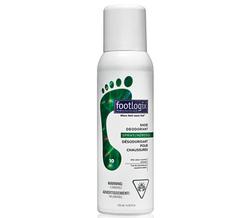 Footlogix Shoe Deodorant - Дезодорант для обуви, 125 мл
