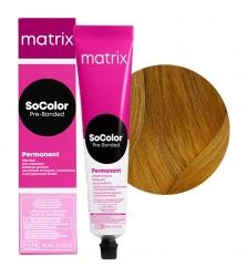 Matrix SoColor Pre-Bonded - Крем-краска перманентная Соколор Бьюти 8NW натуральный теплый светлый блондин 90 мл