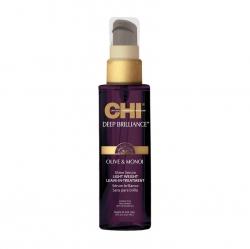 CHI Deep Brilliance Light Weigh Leave-in Treatment - Сыворотка-Сияние Легкая Несмываемая, 177 мл