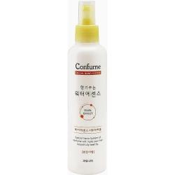 Welcos Confume Perfume Water Essence White Rose - Спрей для волос увлажняющий парфюмированный, 252 мл