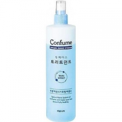 Welcos Confume Two-Phase Treatment - Двухфазный восстанавливающий спрей для волос, 250 мл