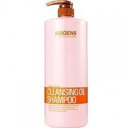 Welcos Cleansing Oil Shampoo - Шампунь для волос с аргановым маслом, 1500 мл