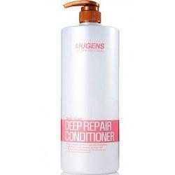 Welcos Deep Repair Conditioner - Кондиционер для волос восстанавливающий, 1500 мл