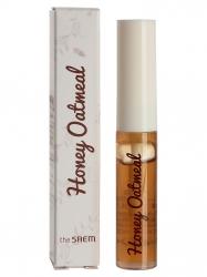 The Saem Honey Oatmeal Lip Essence - Эссенция для губ, 5 гр.