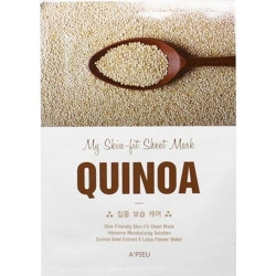 A'Pieu My Skin-Fit Sheet Mask Quinoa – тканевая маска с экстрактом киноа 25г