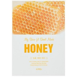 A'Pieu My Skin-Fit Sheet Mask Honey – Тканевая маска с экстрактом меда 25г