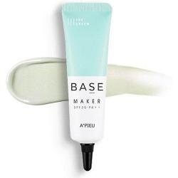 A'Pieu Base Maker Green SPF30 PA++ – база под макияж зеленая 20г