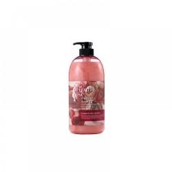 Welcos Body Phren Shower Gel Oriental Rose – Гель для душа розовым экстрактом, 730 мл