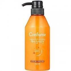Welcos Confume Hair Miky Lotion - Лосьон для волос фиксирующий, 400 мл
