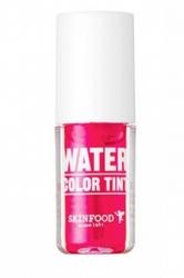 Skinfood Water Color Tint - Тинт для губ, тон 04, 3,5 г