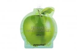 Ayoume perfumed hand clean gel [apple] - Гель для рук с экстрактом яблока,  20мл