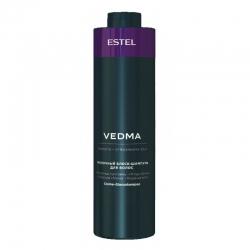 Estel VEDMA - Шампунь-блеск молочный для волос, 1000 мл