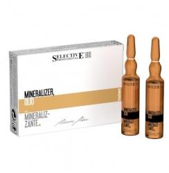 Selective Artistic Flair Mineralizer Olio Mineralizzante - Минеральное масло 10 шт*12 мл. Общий объем: 120 мл