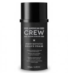 American Crew Protective Shave Foam SHAVING SKINCARE - Защитная пена для бритья, 300 мл