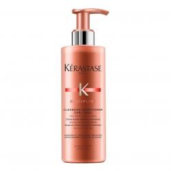 Kerastase Discipline Curl Ideal - Очищающий кондиционер для вьющихся волос Дисциплин Керл Керастаз, 400 мл
