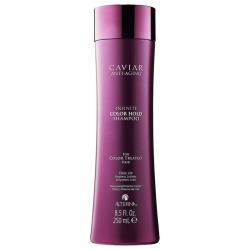 Alterna Caviar Anti-Aging Infinite Color Hold Shampoo - Шампунь для окрашенных волос, 250 мл