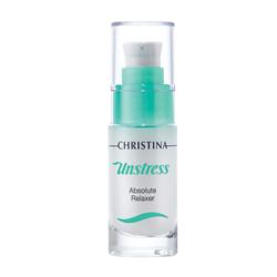 Christina Unstress Absolute relaxer - Сыворотка для заполнения морщин «Абсолют» 30 мл Бренд: Christina (Израиль)