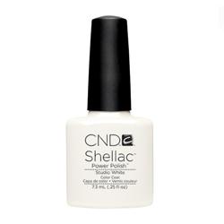 CND Shellac Гель-лак для ногтей №26 Studio White 7,3 мл