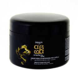 Dikson ArgaBeta Beauty Mask - Интенсивно восстанавливающая и питательная маска с маслом Арганы и Бета-каротином 250 мл