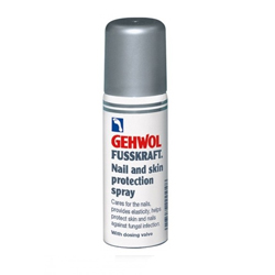Gehwol Fusskraft Nail and Skin Protection Spray - Защитный спрей 50 мл