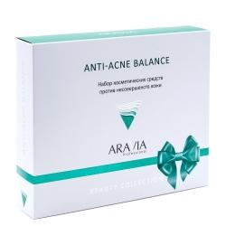 Aravia Professional Anti-Acne Balance - Набор против несовершенств кожи