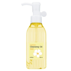 A'Pieu Jasmine Cleansing Oil (Moist) - Масло гидрофильное для лица Жасмин 150 мл