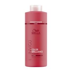Wella Invigo Color Brilliance - Бальзам-уход для защиты цвета окрашенных жестких волос  1000 мл
