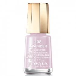 Mavala - Лак для ногтей тон 108 Лаванда/Lavender, 5 мл