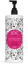 """Barex Joc Color Protection Shampoo - Шампунь """"Стойкость цвета"""" с Абрикосом и Миндалем 1000 мл"""