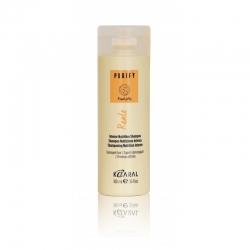 Kaaral Purify Reale Intense Nutrition Shampoo - Восстанавливающий Реале шампунь для поврежденных волос 100мл