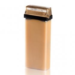 Beauty Image - Воск теплый Гламур - золотой с маслом арганы (в кассетах), 110 мл/145г