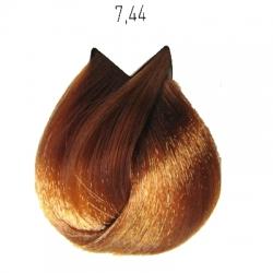 L'Oreal Professionnel Majirel - Краска для волос 7.44 (блондин глубокий медный), 50 мл