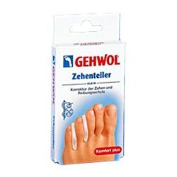 Gehwol - Гель-корректоры между пальцев, 3 шт