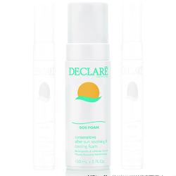 Declare After Sun Soothing & Cooling Foam - Успокаивающая пенка после загара с охлаждающим эффектом, 150 мл