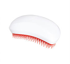 Tangle Teezer Salon Elite Christmas White Red - Расческа для волос