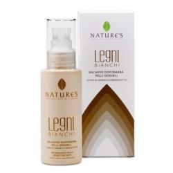 Nature's Legni Bianchi - Бальзам после бритья д/чувст.кожи для мужчин, 100 мл