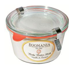 Egomania Body Butter Milk Vanilla & Coconut - Крем-масло для тела Ваниль и Кокос 220 мл