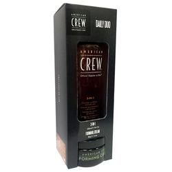"""American Crew - Набор """"Создай свой образ"""" 3 в 1 и Forming Creme"""