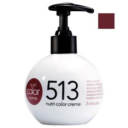 Revlon Professional Nutri Color Creme - Краска для волос NСС 513, 250 мл