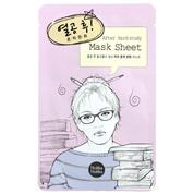 "Holika Holika After Mask Sheet - After Hard Study - Тканевая маска для лица ""После"" После учебы, 16 мл-"