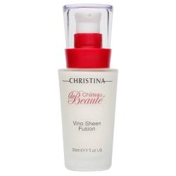 "Christina Chateau De Beaute Vino Sheen Fusion - Флюид ""Великолепие"" на основе экстракта винограда, 30 мл"