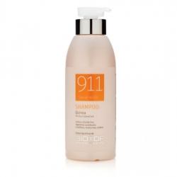 Biotop Professional 911 Quinoa - Шампунь для сухих и окрашенных волос, 1000 мл