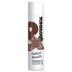 Toni&Guy Radiant Brunette Conditioner - Кондиционер сохранение цвета и блеска темных волос, 250 мл