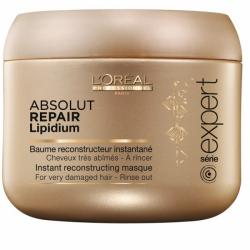 L'Oreal Professionnel Absolut Repair Lipidium Maske — Восстанавливающая маска для очень поврежденных волос, 500мл