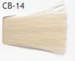 Lebel MATERIA Перманентная краска для волос CB-14 - экстра блонд холодный, 80 гр