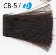 Lebel MATERIA Перманентная краска для волос CB-5 светлый шатен холодный, 80 гр