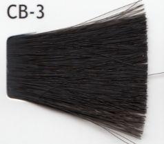 Lebel MATERIA Перманентная краска для волос CB-3 тёмный шатен холодный, 80 гр