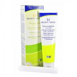 Beauty Image - Крем для депиляции с экстрактом ромашки, 100 мл