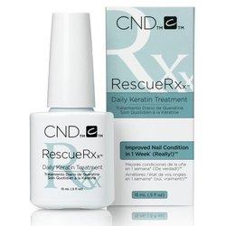 CND Кератин RescueRXx™  - Средство для укрепления ногтей, 15 мл